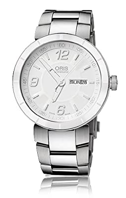 Oris Men's 735-7651-4166MB Automatic Watch