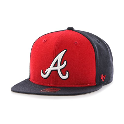 Forty-Seven-47-Brand-MLB-Atlanta-Braves-Snapback-Cap-Limited-Special-Edition