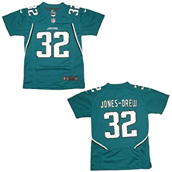 NFL Jacksonville Jaguars Jones-Drew #32 Youth Short Sleeve Jersey by NFL
