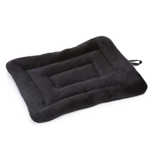 Slumber Pet Glacier Plush Bed Mat, 26 by 17-Inch,
