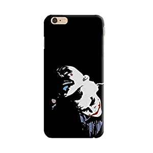 Aurmen High Quality Printed Designer Back Case Cover For I Phone 6 (Joker34)