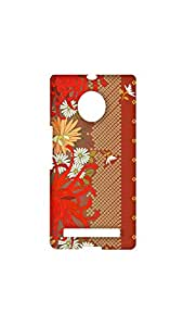 Multicolor Alekhan Printed Case/Cover For MICROMAX YU YUPHORIA YU 5010