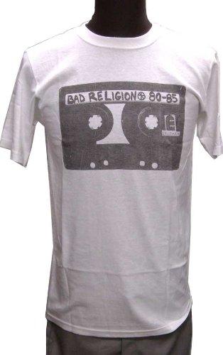 【BAD RELIGION】TAPE Mサイズ オフィシャルバンドTシャツ