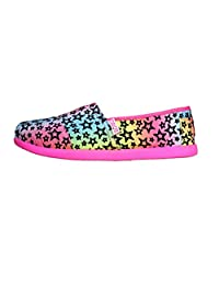 Skechers Girls lil Bobs Start Synthetic Casual