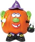 Paper Magic Group Mrs. Potato Head Witch Pumpkin Push-in