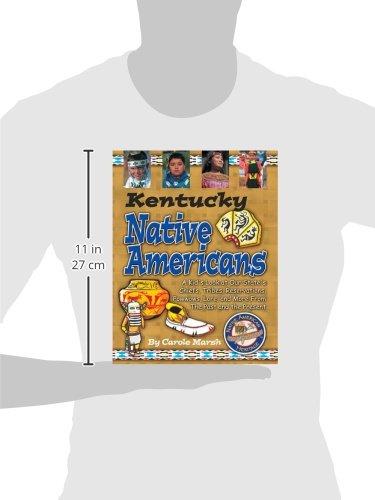 Kentucky Indians (Paperback) (Native American Heritage)