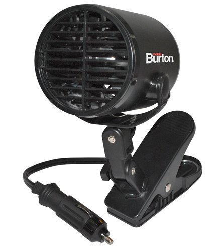 Max Burton 12 Volt Variable Speed Turbo Fan