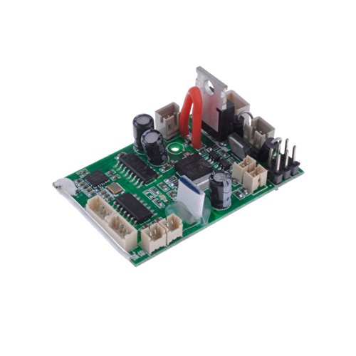 Neewer® Rc Spare Parts Receiver Board Circuit Board For Wltoys V912 Rc Helicopter front-569186