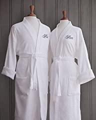 Luxor Linens Luxury Bath Robe – Egypt…
