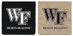 Buy Baggo 5009 Wake Forest Demon Deacons Cornhole Game Bean Bags, Black and Gray, 8-Pack by Baggo