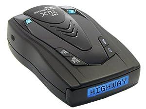 Whistler XTR-440 Laser/Radar Detector Battery Operated