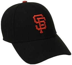 MLB San Francisco Giants Pinch Hitter Replica Adjustable Cap, Black