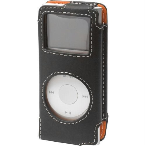Case Logic Leather Case for iPod nano 2G (Black)