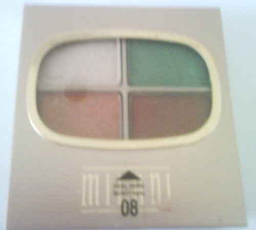 Milani 08 Powder Autumn Earth (Milani Eye Shadow Quad compare prices)