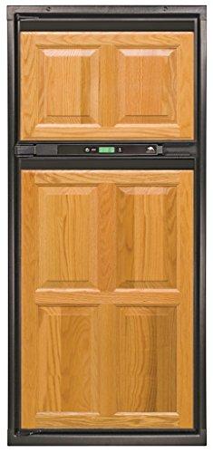 Norcold NXA641L 6 cu. ft. 2 Door Refrigerator (Enhanced 2-Way AC/LP, Left Hand Door with LCD Clear Bin)