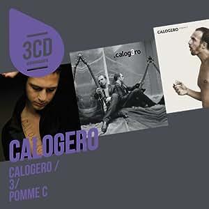 Calogero / 3 / Pomme C (Coffret 3 CD)