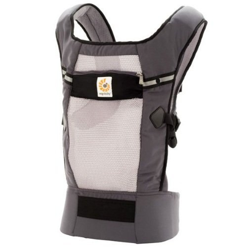 ERGObaby Performance Collection Ventus Graphite, Graphite