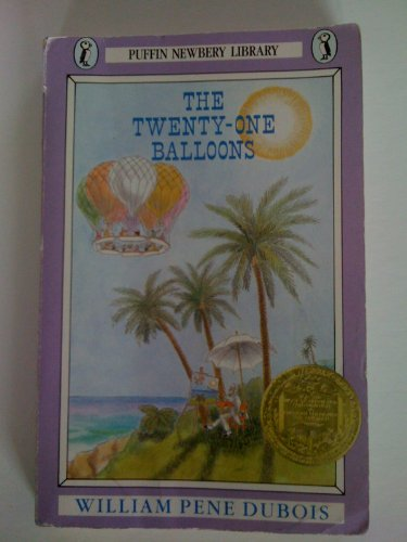 The twenty-one balloons (My Red Balloon compare prices)