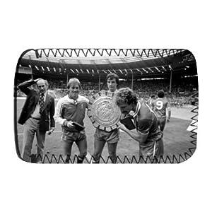 Kenny Dalglish Alan Hansen and Graeme Souness - Protective Phone Sock - Art247 - Standard Size by Art247