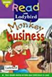 img - for Monkey Business (Read with Ladybird) book / textbook / text book