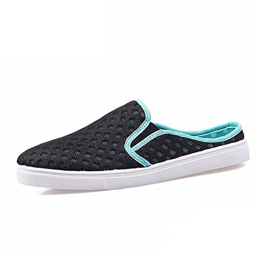 Pantoufles masculine respirant/chaussures Lazy/Tendance mesh chaussures/Les souliers/Tongs chaussures de marée