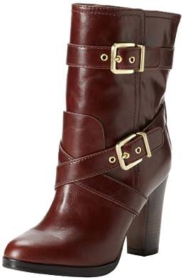 Pour La Victoire Women's Roslin Boot,Cognac,7.5 M US