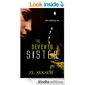 The Seventh Sister, A Vampire Romance (Parched, Book 2)