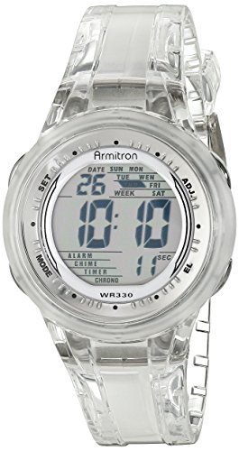 armitron-sport-femme-45-7051clr-numerique-montre-avec-bracelet-jelly-transparent