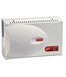V-Guard VG 500 Voltage Stabilizer for Air-Conditioner (Ivory)