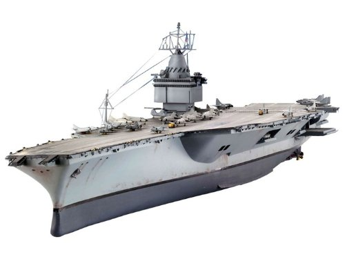 Revell U.S.S. Enterprise (Aircraft Carrier Model compare prices)