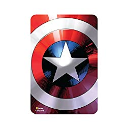 Livtel x Hamee Marvel Captain America Civil War Licensed Avengers 5000 mAh PowerBank with LED indicators and Reversible Micro-USB cable - Design 27