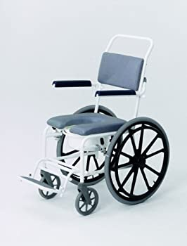 Windsor Gap Self Propelled Shower Chair - 0% VAT Relief from Mobility Smart