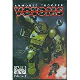 Cover art for  Armored Trooper Votoms - Deadworld Sunsa Volume 1