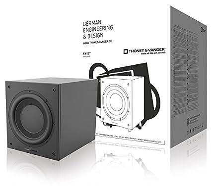 Thonet & Vander SW10 1.0 Speakers