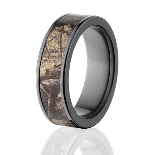 Realtree Ap Arc Comfort Fit Camo Rings, Realtree Ap Camo Rings