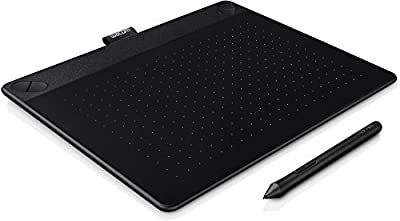 Intuos Wacom 3D Pen Tablet in Black (Size: M) | Medium Graphic Tablet incl. ZBrushCore Software Download & Wacom Pen | Compatible with Windows & Apple
