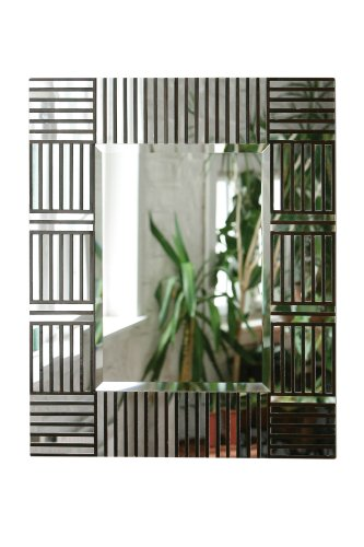 Premier housewares montreal miroir rectangulaire 90 cm x for Miroir montreal