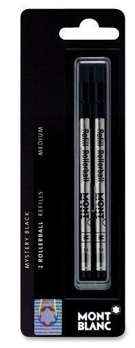 Montblanc-MNB15158-Rollerball-Pen-Refill-Medium-Point-2PK-Black-Ink