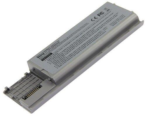 Lenoge™ New Laptop Battery for Dell Latitude D620 D630 D630 ATG D630c D631 Precision M2300 KD491 0TC030 PC764 TD175 JD775 KD489 312-0653 451-10298 -5200mAh