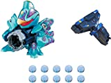 Takara Tomy Cross Fight B-Daman CB-38 Drift Jacker CB-16 Wide Magazine and CB-21 B-Dama (Pack of 3)