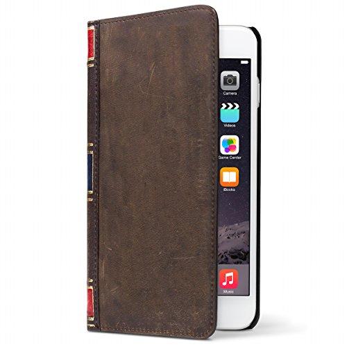 【日本正規代理店品】Twelve South BookBook for iPhone 6 Plus ヴィンテージブラウン TWS-PH-000021