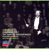 シューマン:交響曲第1番、第3番(マーラー編)