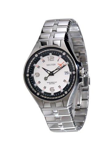 Sector R3253412515 - Orologio da polso donna, acciaio inox, colore: argento
