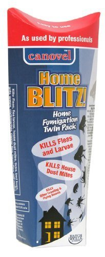 Canovel Home Blitz! Home Fumigation Twin Pack-Home Fumigation Twin Pack