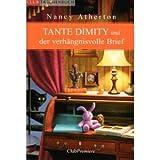"""Tante Dimity und der verh�ngnisvolle Briefvon """"Nancy Atherton"""""""
