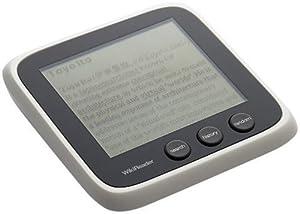 Pandigital Handheld Electronic Encyclopedia, Pocket Wikipedia Reader - For Students, Teachers And Educators