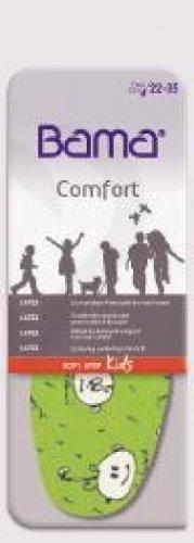 Bama Inlegzolen Comfort Soft Step Kid Bama Inlegzolen Comfort Soft Step Kid Kinder Einlegesohle
