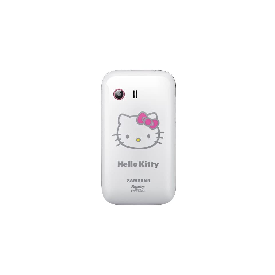 New Unlocked Hello Kitty Samsung Galaxy S5360 Android WiFi GSM White