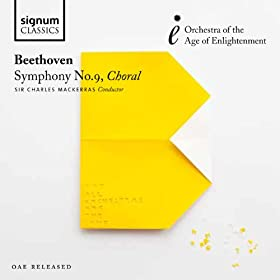 Beethoven: Symphony No.9, Choral