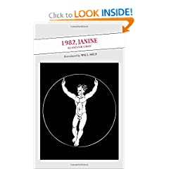 1982, Janine (Canongate Classics) by Alasdair Gray
